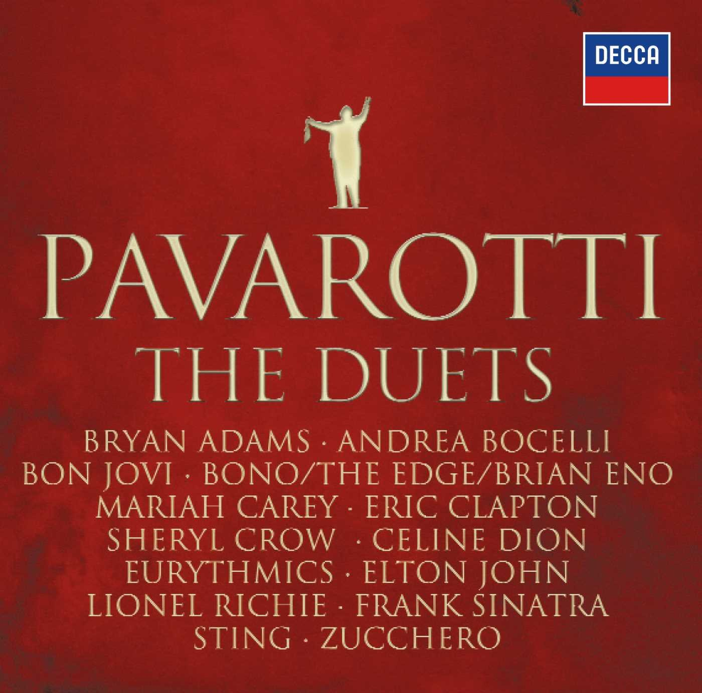The Duets by PAVAROTTI,LUCIANO