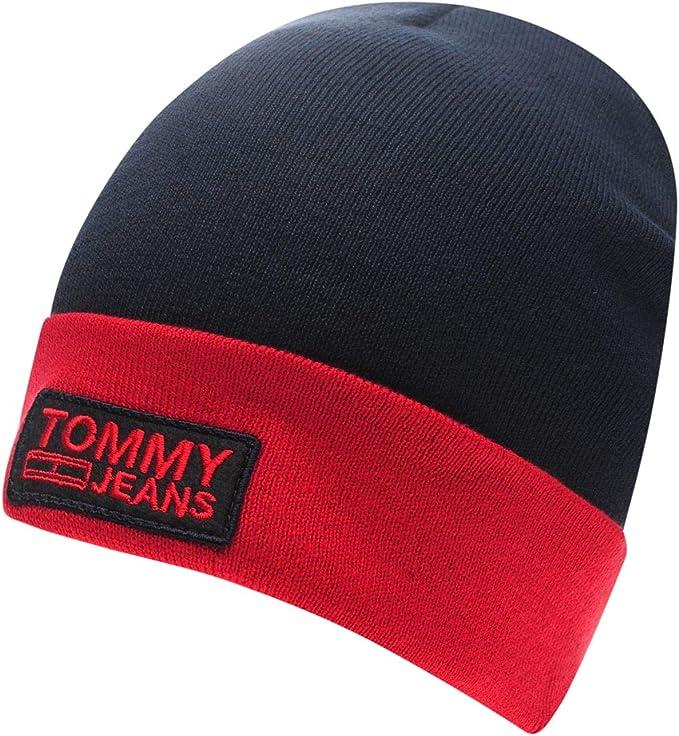 Tommy Hilfiger Gorra de invierno Sombrero Auriculares Jeans ...