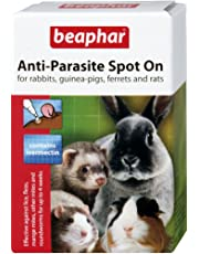 Beaphar - Pipetas Spot On antiparasitos para Conejos