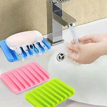 Seifenschale Seifenschale Dusche Selbstleerende Seifenhalter