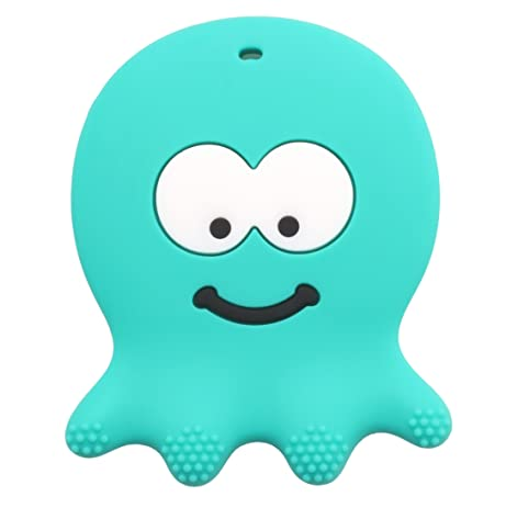 6 month old baby toys adorable teething octopus best sensory learning teether for girl - What To Get A 6 Month Old For Christmas