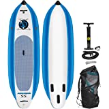 AIRHEAD AHSUP-2 Super Stable Stand Up Paddleboard