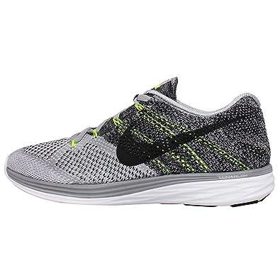 5c3384b5e9f8cf Nike Flyknit lunar3 Mens Running Trainers 698181 Sneakers Shoes (UK 10 US  11 EU 45