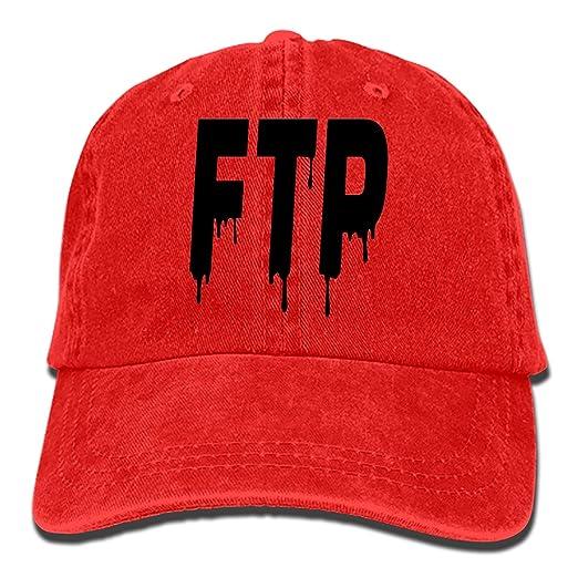 1c3d2a8f6929a Custom FTP Savage Classic Cotton Adjustable Baseball Cap