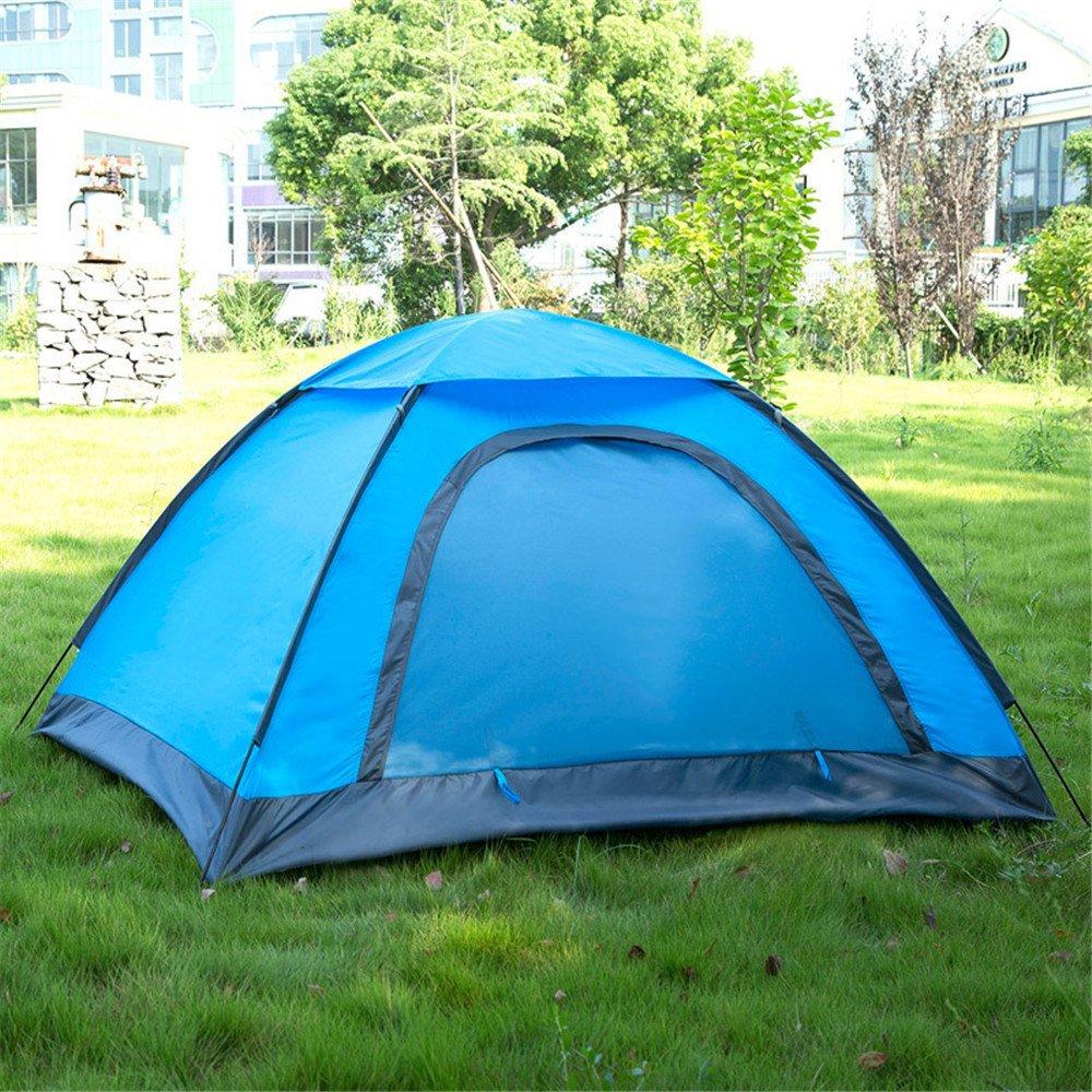 Kaxima Outdoor-Camping Regen-Proof Doppel Doppel Strandzelt