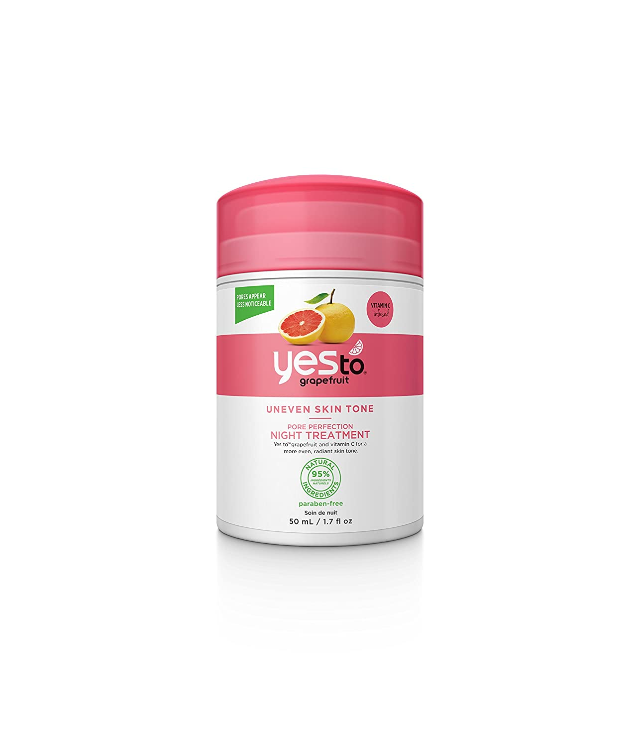 Yes to Grapefruit Pore Perfection trattamento notte 6315111