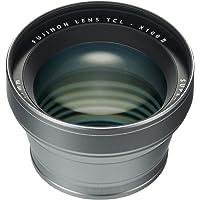 Fujifilm 16534730 Fujinon TCL-X100 II Telephoto Conversion Lens, Silver