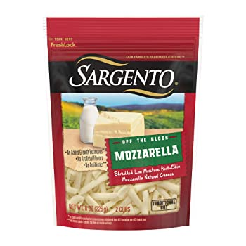 Sargento Shredded Mozzarella Cheese