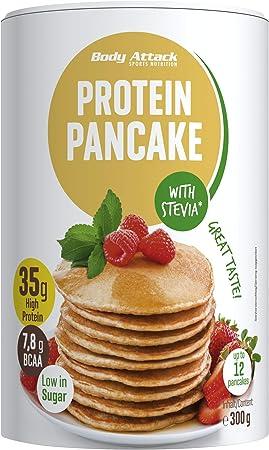 Proteinpfannkuchen abnehmen