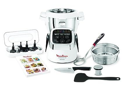 Moulinex Cuisine Companion XL HF8058 - Robot de Cocina XL de 4,5 L de