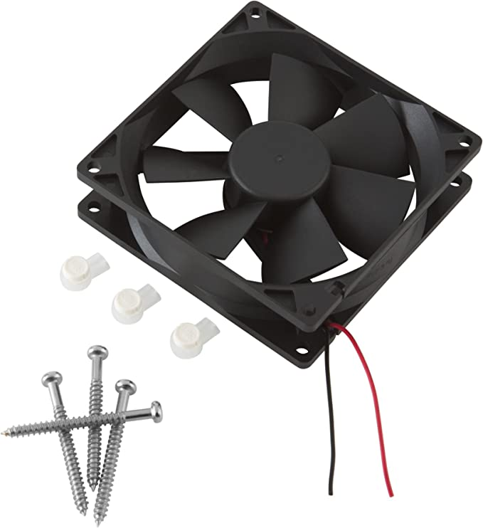 Coleman termoeléctrico exterior (fuera) reparación Ventilador: Amazon.es: Jardín