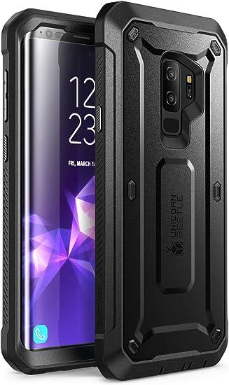 SUPCASE Funda Galaxy S9 Plus [UB Pro] 360 Grados Carcasa Completa ...
