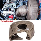 Turbo Blanket T3 / T4 for Turbocharger Thermal Heat Shield Cover Wrap (T4)