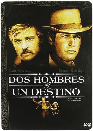 Amazon.com: Dos Hombres y un Destino - Estuche Metálico ...