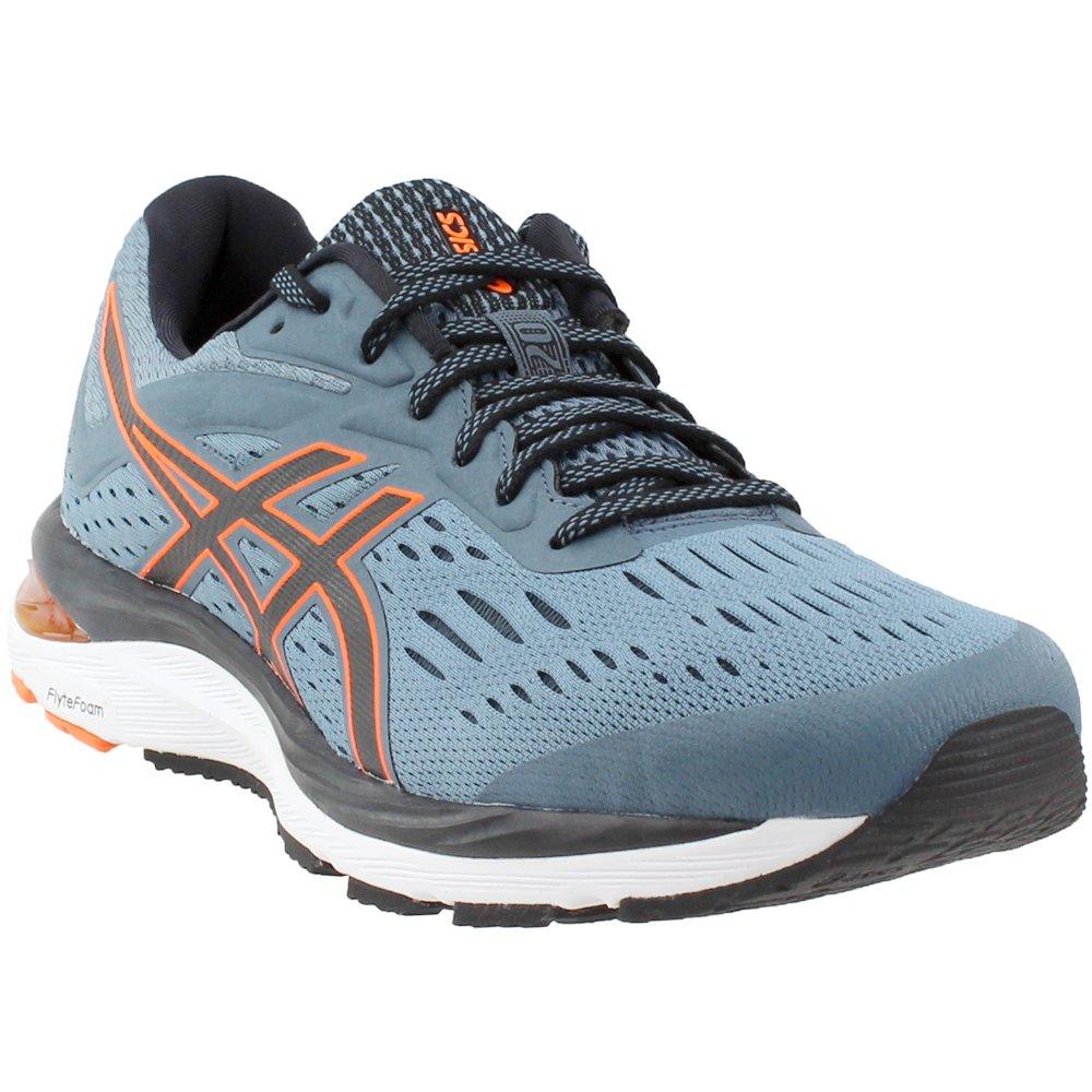 ASICS Gel-Cumulus 20 Men's Running Shoe B0783PD1XM 14 D(M) US|Iron Clad/Black