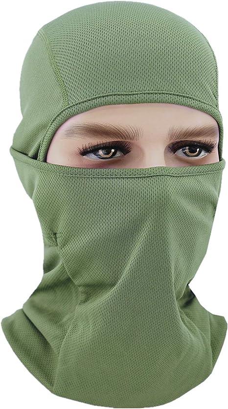 Amazon.com: Máscara de Balaclava para clima frío, resistente ...