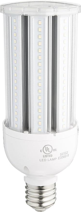 Westinghouse Lighting 0516400 45 Watt T28 Daylight Led High Lumen Light Bulb With Mogul Base Amazon Com
