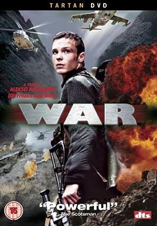 d659a1312 Amazon.com: War [DVD]: Aleksei Chadov, Ian Kelly, Ingeborga ...
