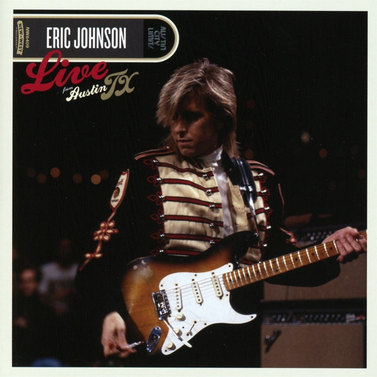 CD : Eric Johnson - Live From Austin Texas (With DVD, 2 Disc)