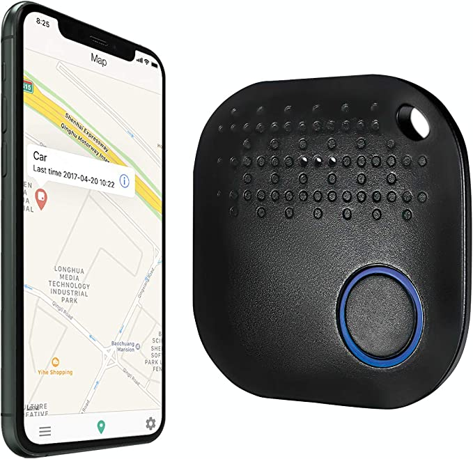 Jeep Compass Cell Phone Bluetooth Smart Remote Wireless Key Finder Tracking Device for Smart Phone with Keychain