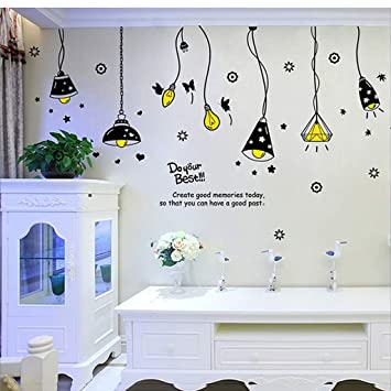 Amazon Com Wall Stickers Decor Diy Craft Art Decorations