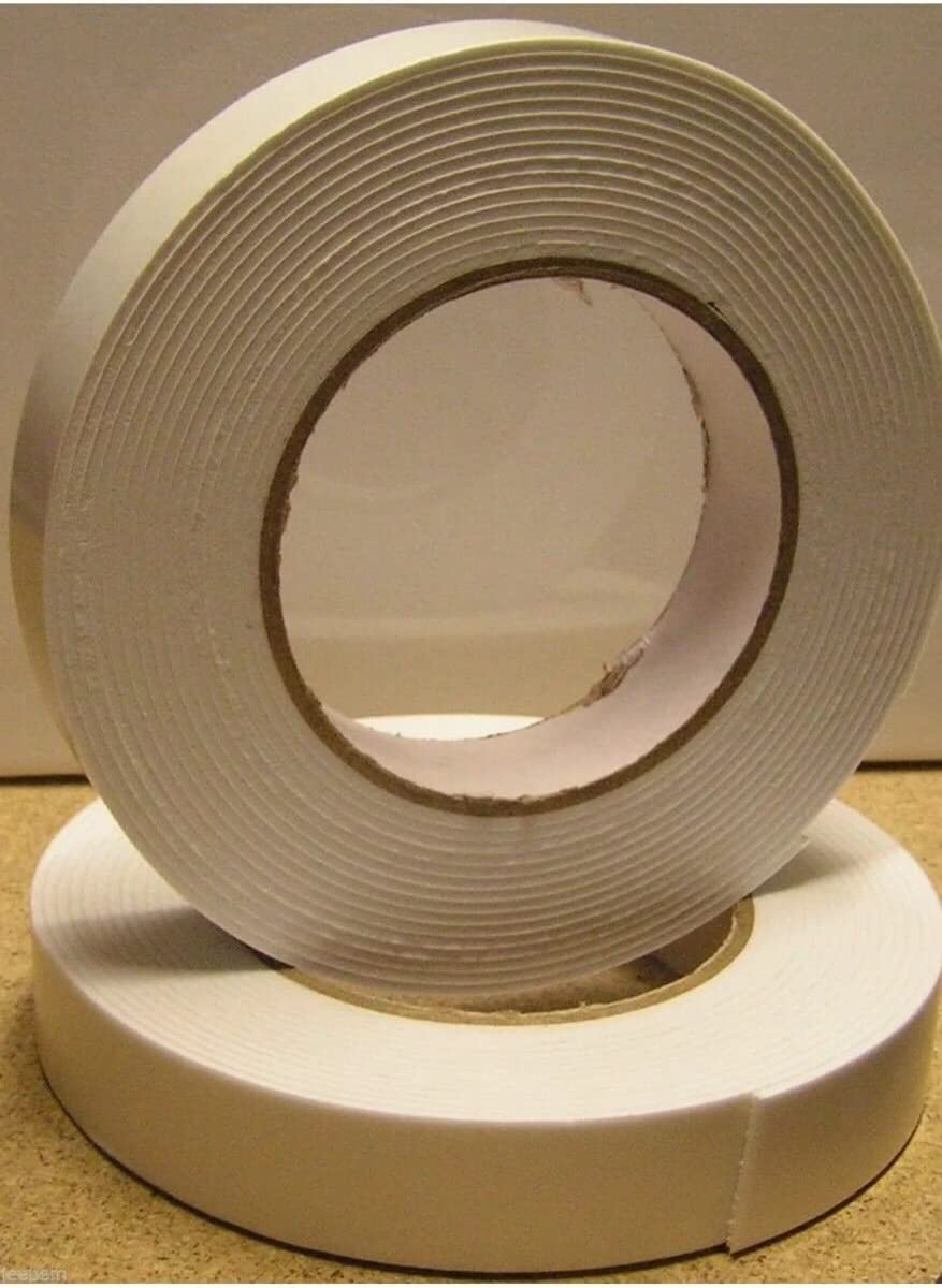 Payper Box 6mm Double Sided Tape x 30 Meters New