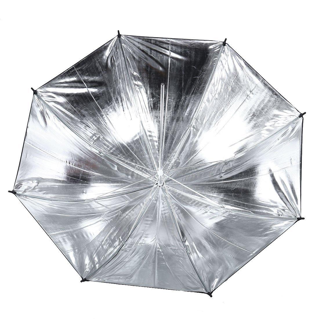 Amazon.com: eDealMax Fotografía Retrato Foto Video Estudio Día Suave Paraguas Negro Luz: Electronics