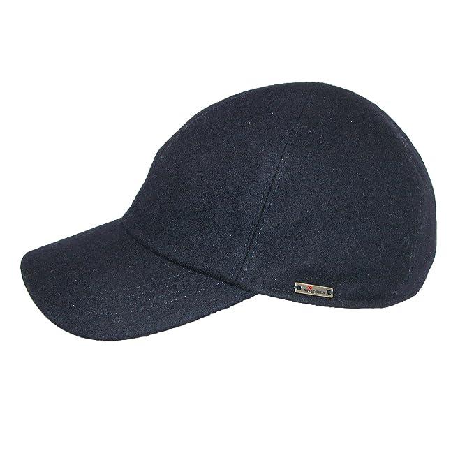 Wigens Men s Wool Baseball Cap with Earflaps ebad15f475a