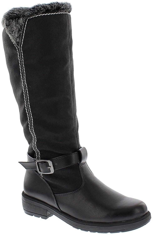 Boston Accent Women's Patty Warm Thermolite Insulated Waterproof Snow Boots PATTY-BA