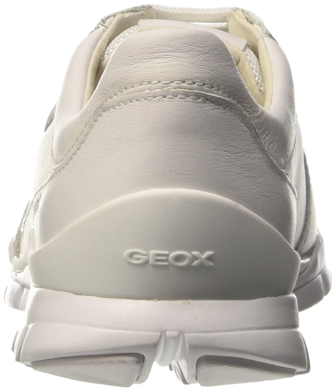 Amazon.com | Geox Womens D Sukie a Low-Top Sneakers, White (IVORYC1008) | Fashion Sneakers