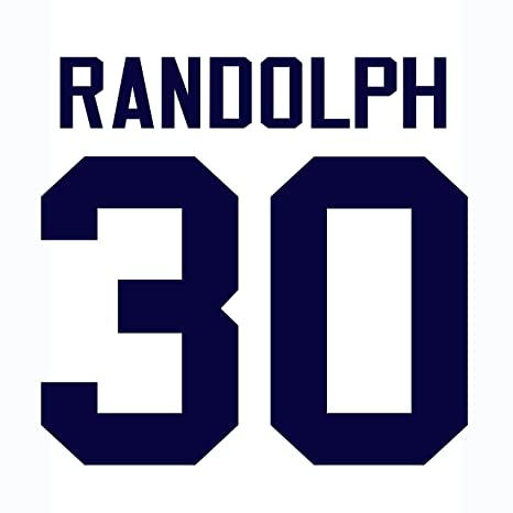 302bf67aa Willie Randolph New York Yankees Jersey Number Kit