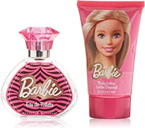 Barbie Neceser Perfume y Loción - 1 pack: Amazon.es: Belleza