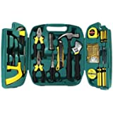 27 Pieces Repairing Hand Tools Set with Carry Box (LC8027)