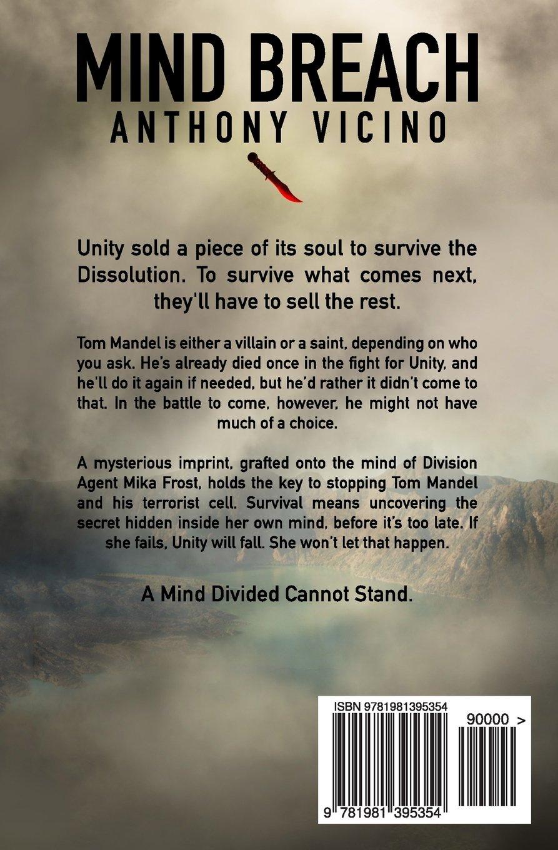 Amazon com: Mind Breach (Firstborn Saga) (Volume 2