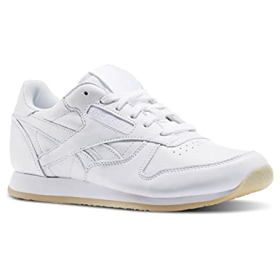 2a7c7675a2b4ef Reebok Classic Leather Crepe Trainers White 8 UK  Amazon.co.uk  Shoes   Bags