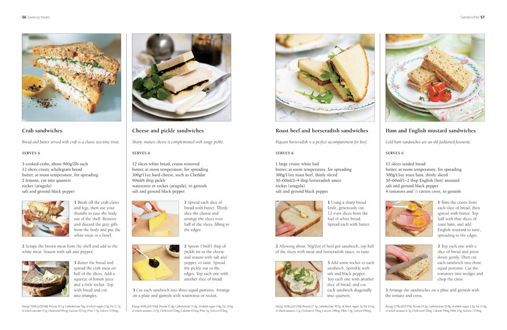 The perfect afternoon tea recipe book more than 160 classic recipes the perfect afternoon tea recipe book more than 160 classic recipes for sandwiches pretty cakes and bakes biscuits bars pastries cupcakes forumfinder Image collections