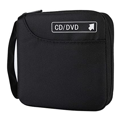 Amazon.com: Siveit - Estuche para CD y DVD (32 discos): Home ...