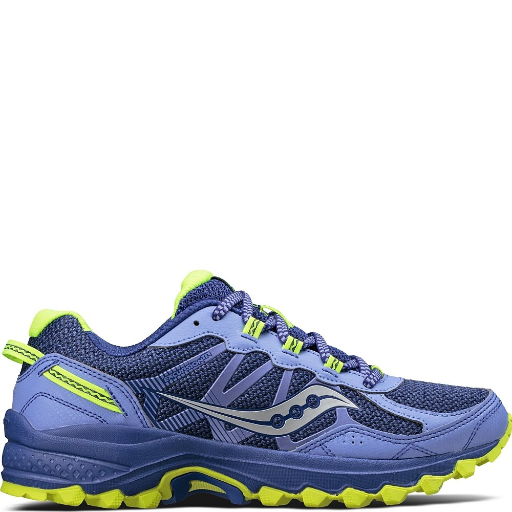 Saucony Women/'s Excursion Tr11 Running-Shoes