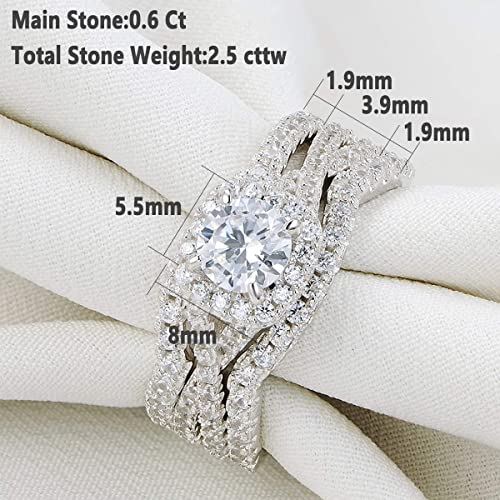 Newshe Jewellery JR5720_SS product image 2