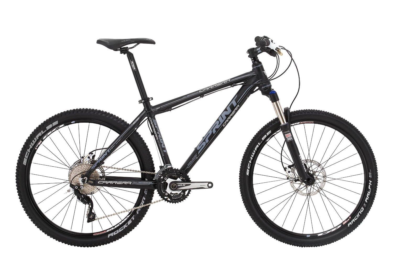 Sprint Men's CARRERA Hardtail Mountain Bike 26 inch wheels