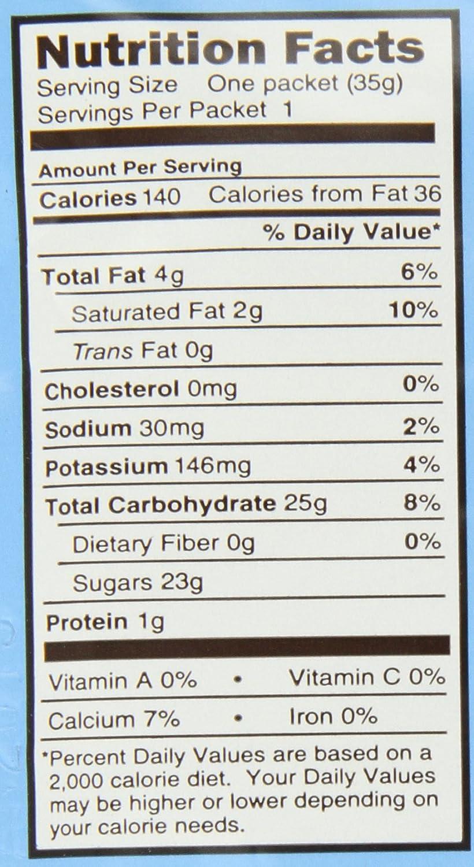 Amazon.com : David Rio Chai Tea Single Serve Packets, Elephant Vanilla, 48 Count : Green Teas : Grocery & Gourmet Food