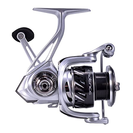 Cadence CS6 CS7 Spinning Reel, Ultralight Aluminum Frame Fishing Reel with 9 Low Torque Bearings Super Smooth Powerful Fishing Reel Spinning with 29LBs Max Drag 6.2 1 Gear Ratio Spinning Reel