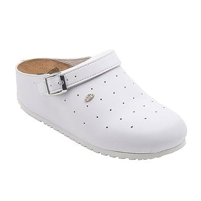 41eca1e5778c4f Scholl Sabots Clog Sophy - Blanc: Amazon.fr: Chaussures et Sacs