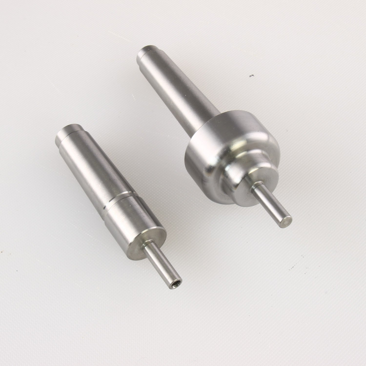 Glsmile Stainless Steel Deburring Tool,Chamfer Tool Deburring External Chamfer Grinding Angle Trimming Chamfering Machine Bit Remove Burr Repairs Tools for Chuck Drill