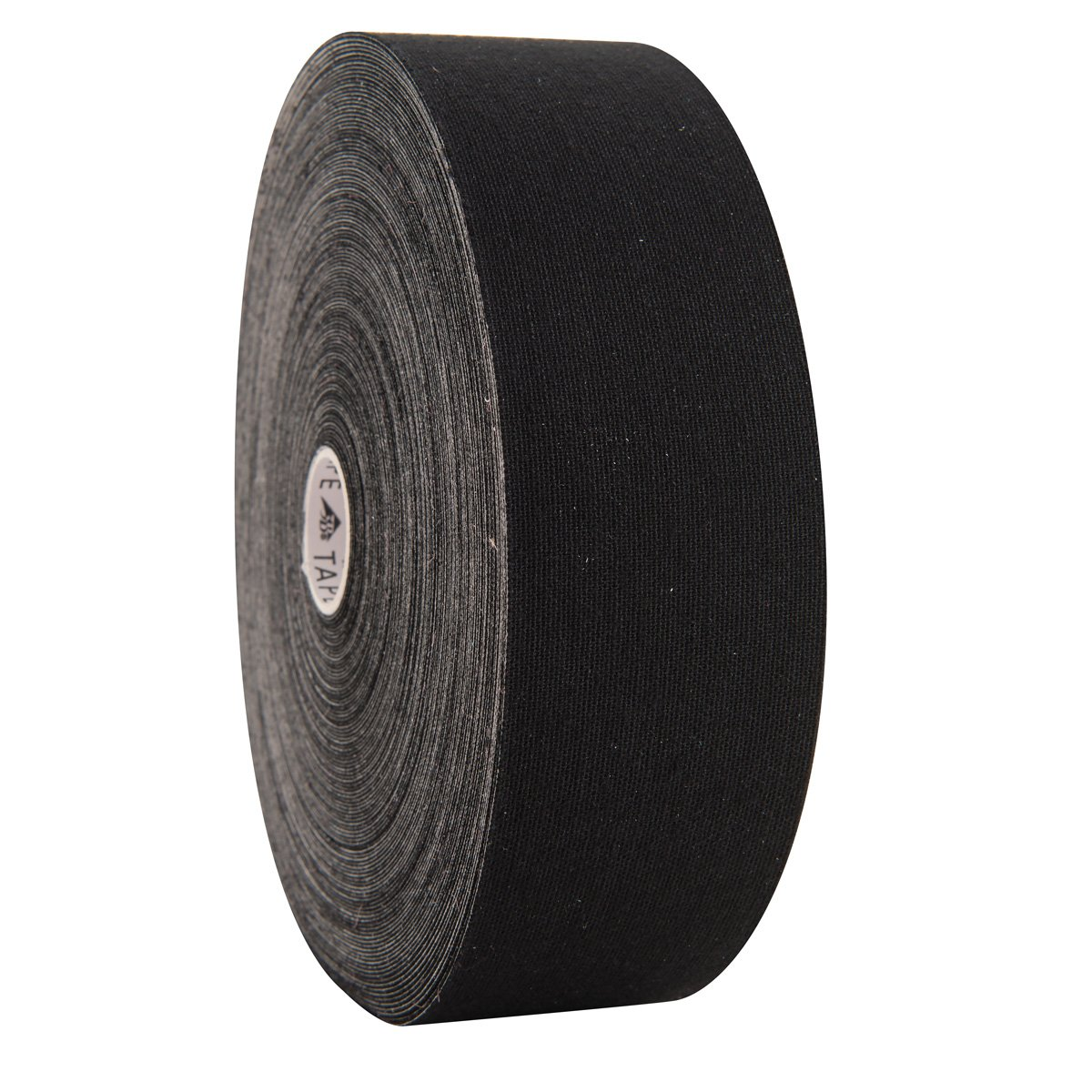 3B Scientific Black Cotton Kinesiology Tape, Bulk Roll, 2'' Width x 103' Length