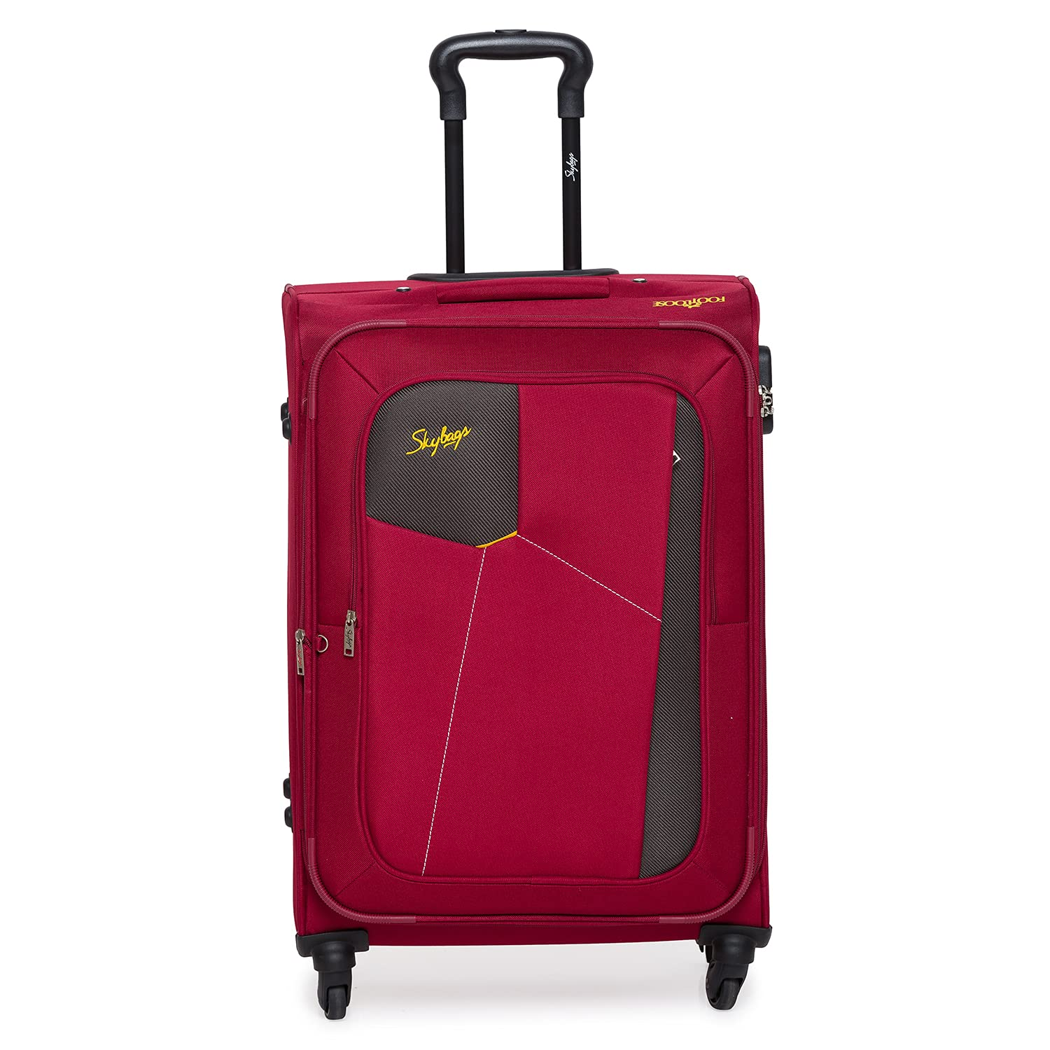 Skybags Polyester 68 Cms Check-in Luggage $44.31 Coupon
