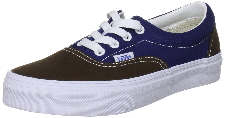 Vans Era, Unisex - Erwachsene Sportschuhe - Skateboarding  43 EU|Braun (Brown/Estate Blue)