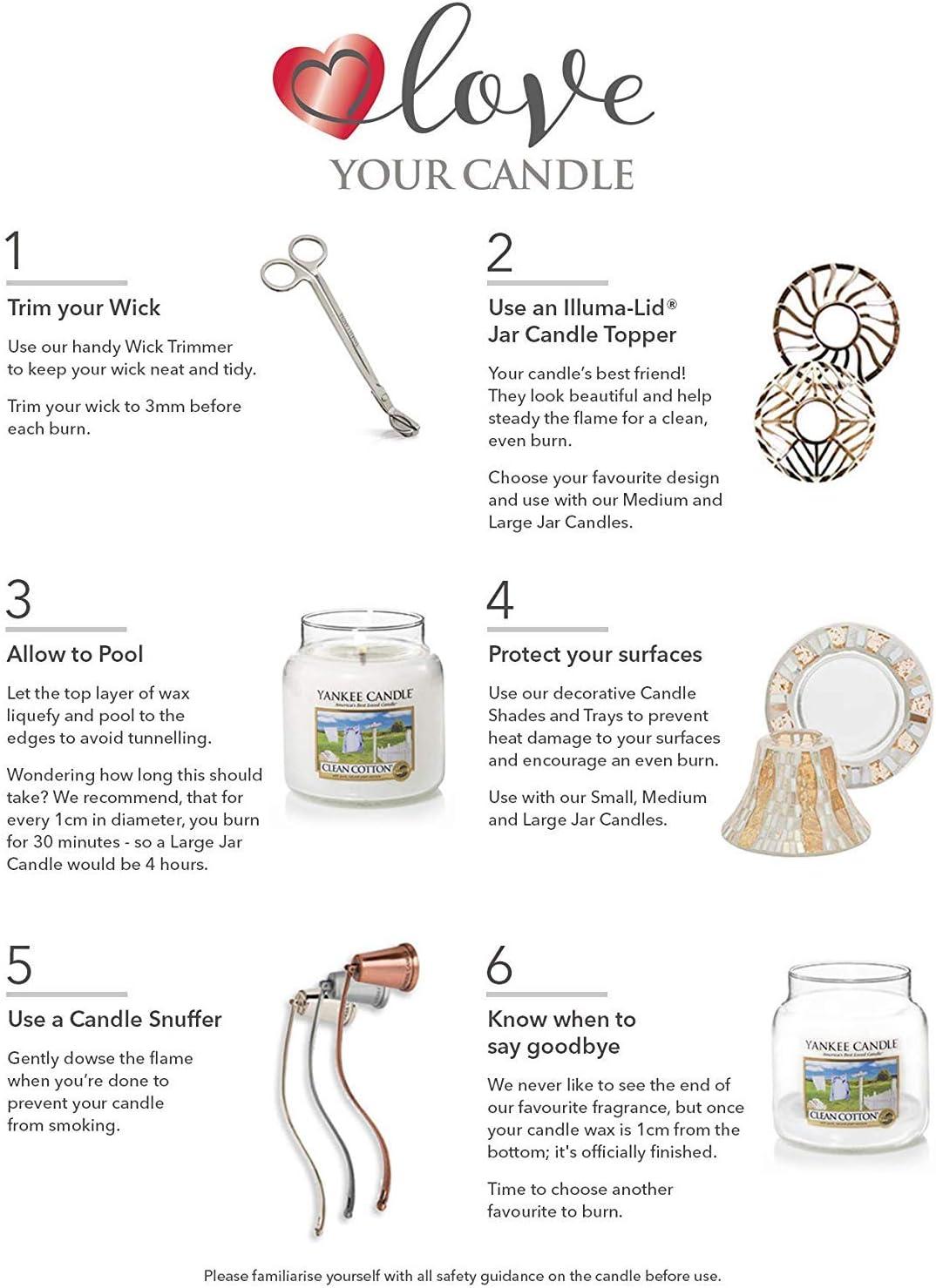 Yankee Candle Autoduft Car Jar Ultimate Clean Cotton bis zu 4 Wochen Duft