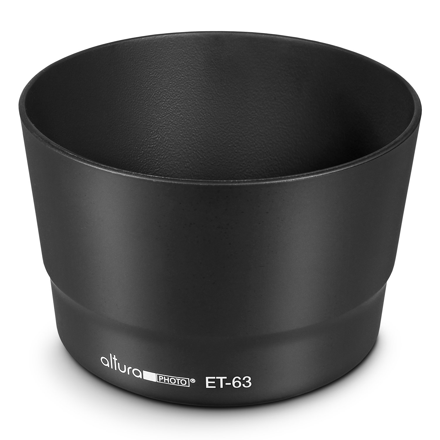 (Canon ET-63 Replacement) Altura Photo Lens Hood for Canon EF-S 55-250mm f/4-5.6 is STM Lens by Altura Photo