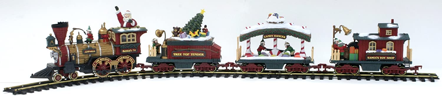The Peanuts Christmas Express Electric Train Set Autos Post